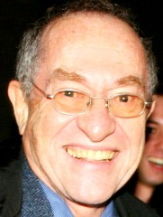 Alan Dershowitz (photo by Sage Ross) GNU License