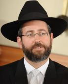Chief Rabbi of Israel David Lau