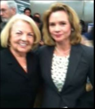 Mary Hughes and Barbara A Burke