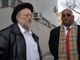Rabbi Nuchem rosenberg, Abe George