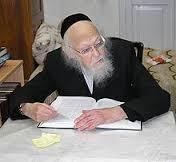 """Rabbi Yosef Shalom Elyashiv, ZTz""""L"""