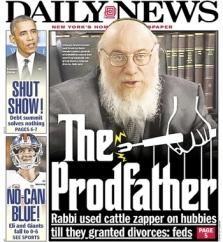 Prodfather Mendel Epstein