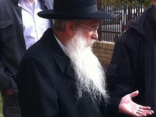 Rabbi Abraham Glick