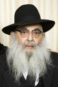 Rabbi Yitzchok Dovid Groner