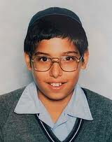 Manny Waks as kid