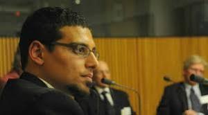 Manny Waks at hearing