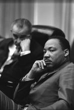 MLK and LBJ