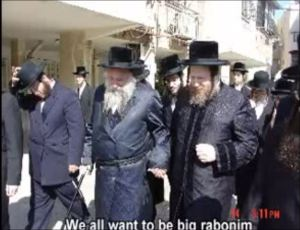 Shauli We All Want to Be Big Rebbes