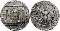 Shimon bar Kohba silver shekel