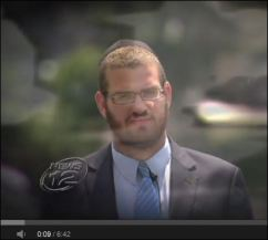 Leiby, Accuser of Moshe Menachem Taubenfeld