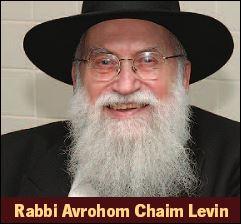 Avrohom Chaim Levin