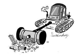 judicial railroading