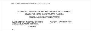 Bodkins Header of Dismissal of LawSuit 1a