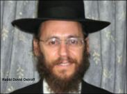 Dovid Ostroff Rabbi Neve Yerushalayim