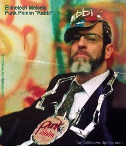 Elimelech Meisels Purim Punk Pninim Rabbi watermarked fin