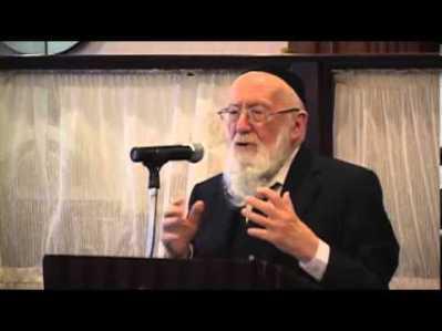 Gedalia Dov Schwartz at Nefesh Chicago Sex Abuse Conference 2011