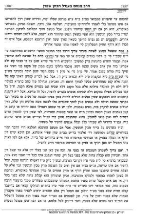 Shafran Yeshurun Psak 2