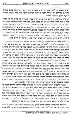 Shafran Yeshurun Psak 4