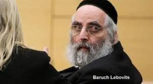 Baruch Lebovits looking back