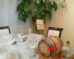Abraham Rubin Release Celebration banquet