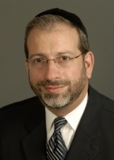 Rabbi Moshe Krupka, Executive VP, Touro College