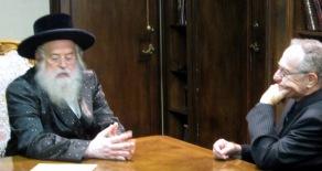 Dershowitz w Munkatcher