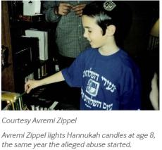 Zippel Avremi at age 8